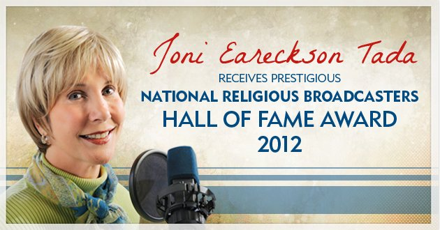 Joni NRB Hall of Fame
