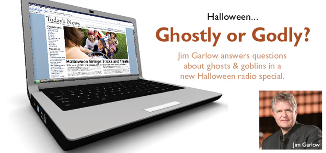 Halloween Radio Special Jim Garlow