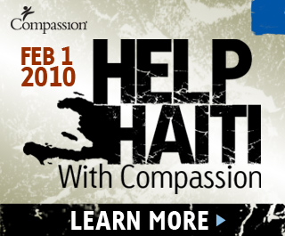 Help Haiti with Compassion