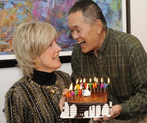 Joni's 63rd birthday